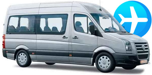 Transfers to Cancun Airport  - Private Vans