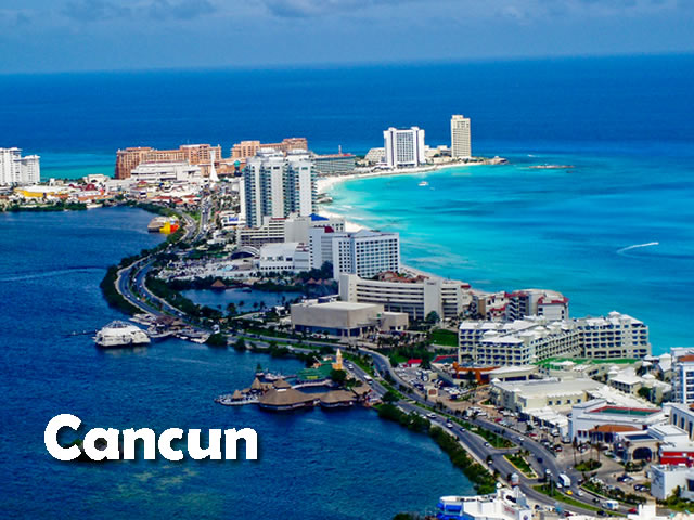 Travel in Cancun